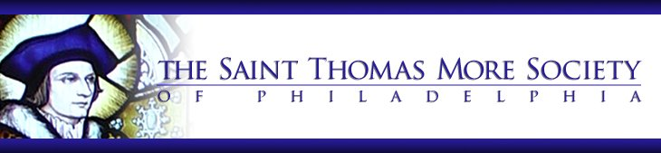 Saint Thomas More Society of Philadelphia