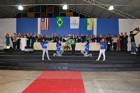 Formatura Faculdade de Educação Santa Terezinha - FEST 2009