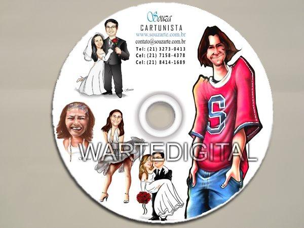 CD's Personalizados