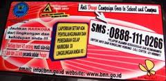 SMS BNN 08881110266