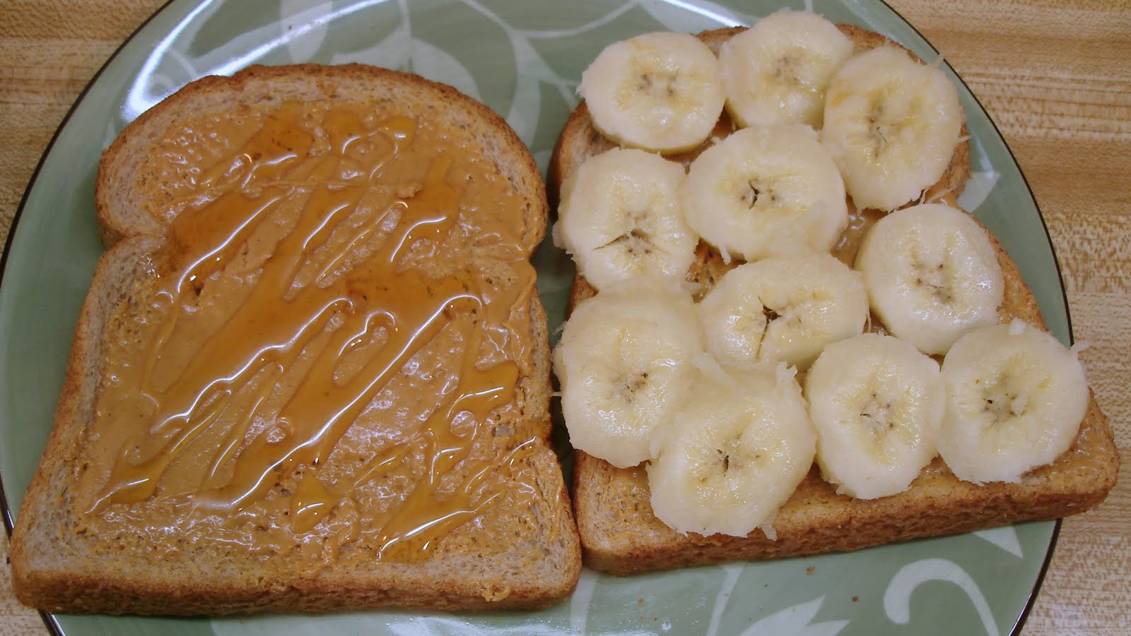 how to make a fried peanut butter and banana sandwich