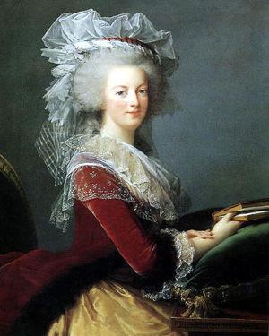 La mode de la coiffure des perruquiers au xviii si cle for Jardin 19eme siecle