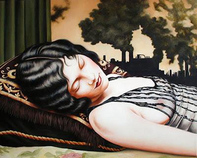 Jared Joslin - Peintre dans Peinture Dreamer,