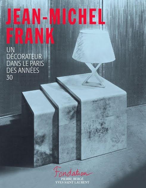 nibelle et baudouin jean michel frank exposition un d corateur dans le paris des ann es 30. Black Bedroom Furniture Sets. Home Design Ideas