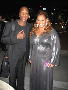SINGER JILL SCOTT AND BRAD BAILEY