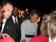 MICHELLE OBAMA IN WISCONSIN