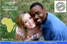 Dennis and Allison