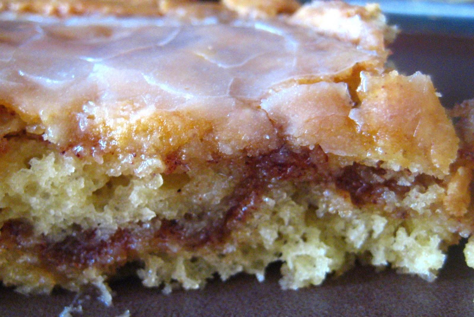 Honey Brown Sugar Glaze For Cake