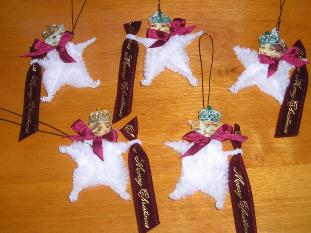 Star Ornament Swap!