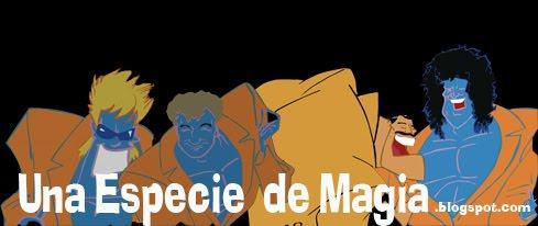Una especie de Magia