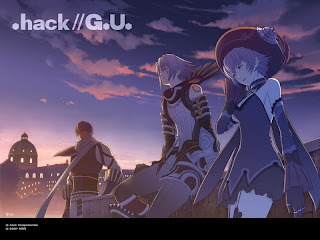 Chapter 24 - .hack//G.U. Wallpaper