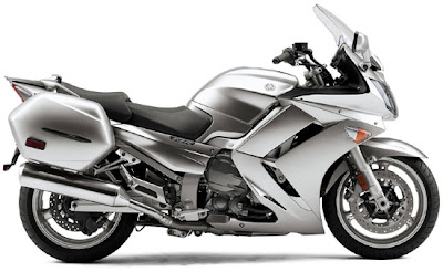 2010 Yamaha FJR1300A Side View