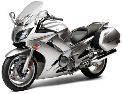 2010 Yamaha FJR 1300 Sport Motorcycles