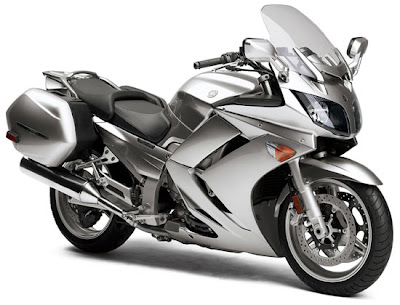 2010 Yamaha FJR1300A Front Angle View