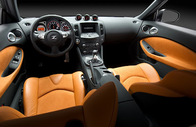 2010 Nissan Nismo 370Z Interior