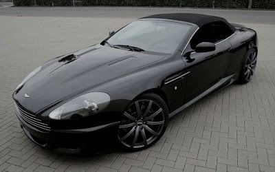 2010 Wheelsandmore Aston Martin DB9 Convertible Picture