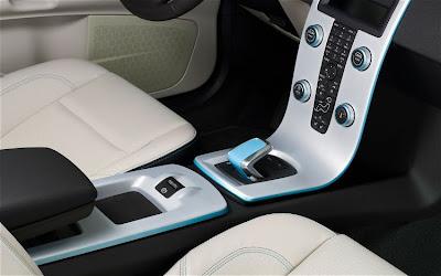 2011 Volvo C30 BEV Interior