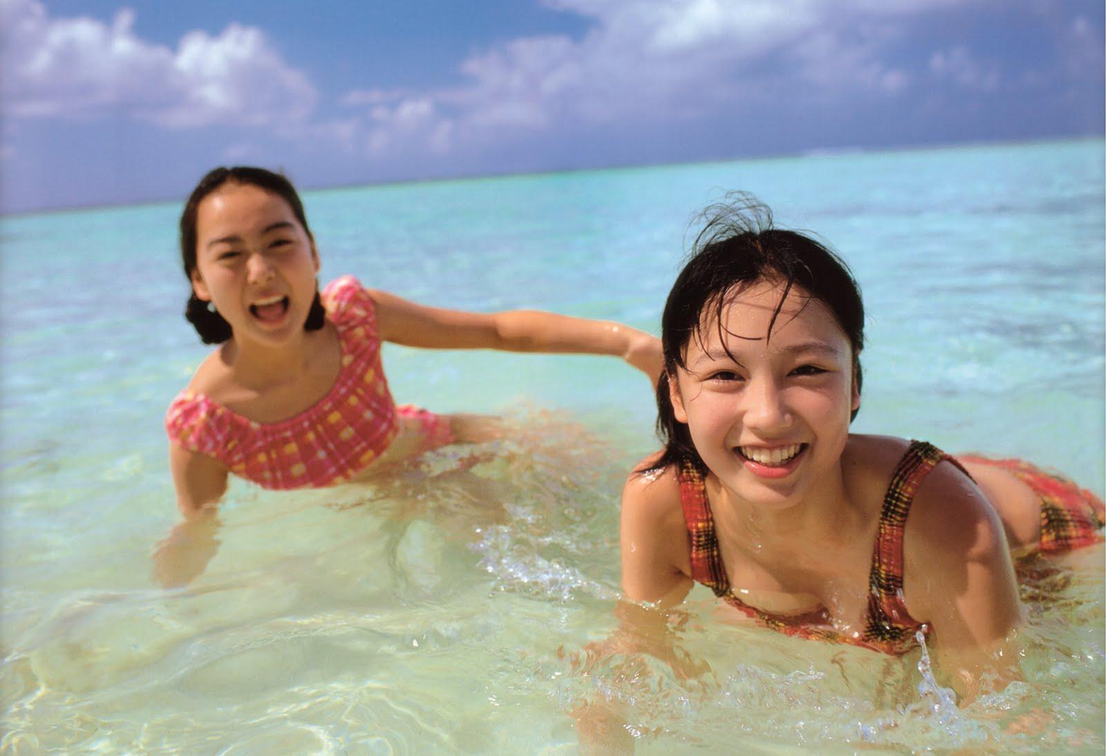 yoto mitsuya and saori nara sexy photos 10
