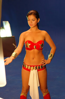sexy angel locsin darna outfit 03