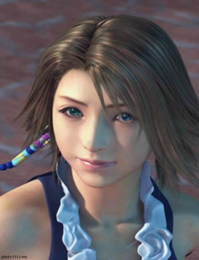 yuna of final fantasy pics 02