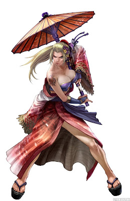 Setsuka  soul calibur sexy photos