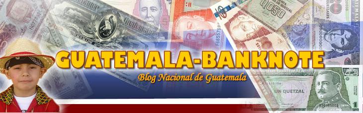 Guatemala-Banknotes