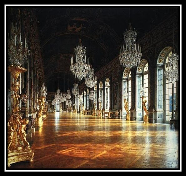 versailles hall of mirrors. versailles hall of mirrors