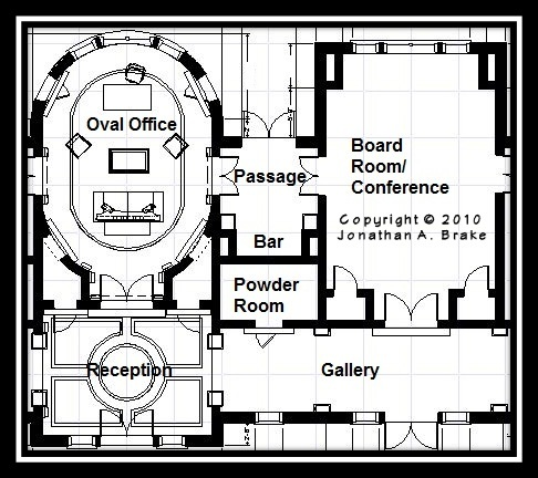 1000 images about architect house plans on pinterest for Vice president house floor plan