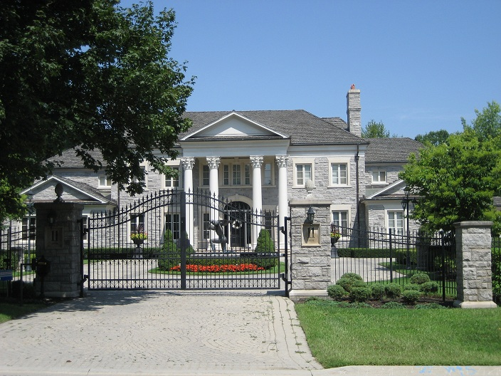 The Mansion Project Bridle Path Toronto Canada Part 2