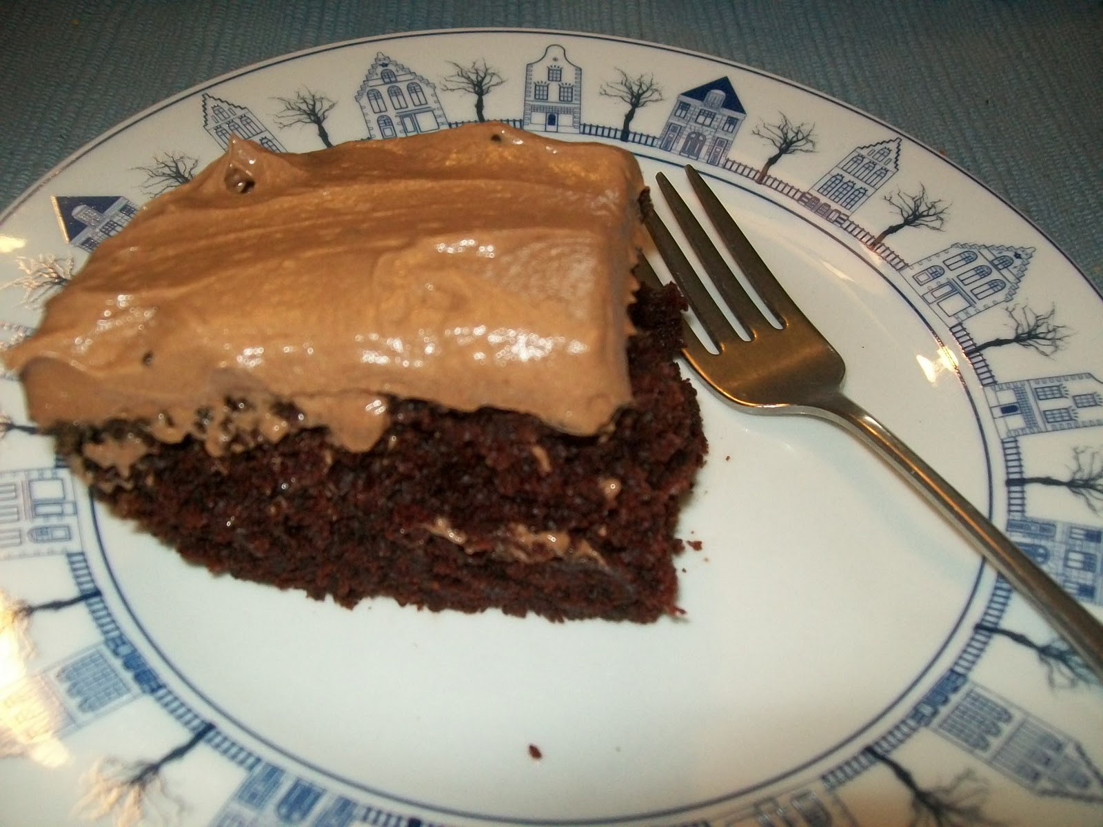 Michigan Cottage Cook: 1950'S HERSHEY'S COCOA CAN CHOCOLATE CAKE ...