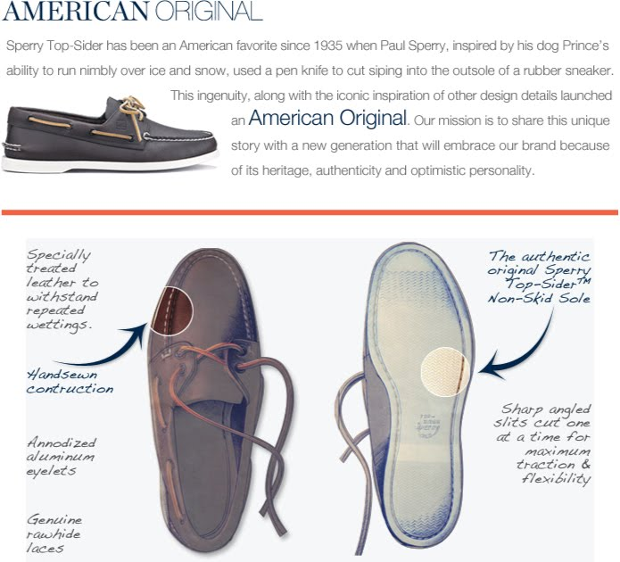 sperry top-sider shoes history wikipedia in kannada