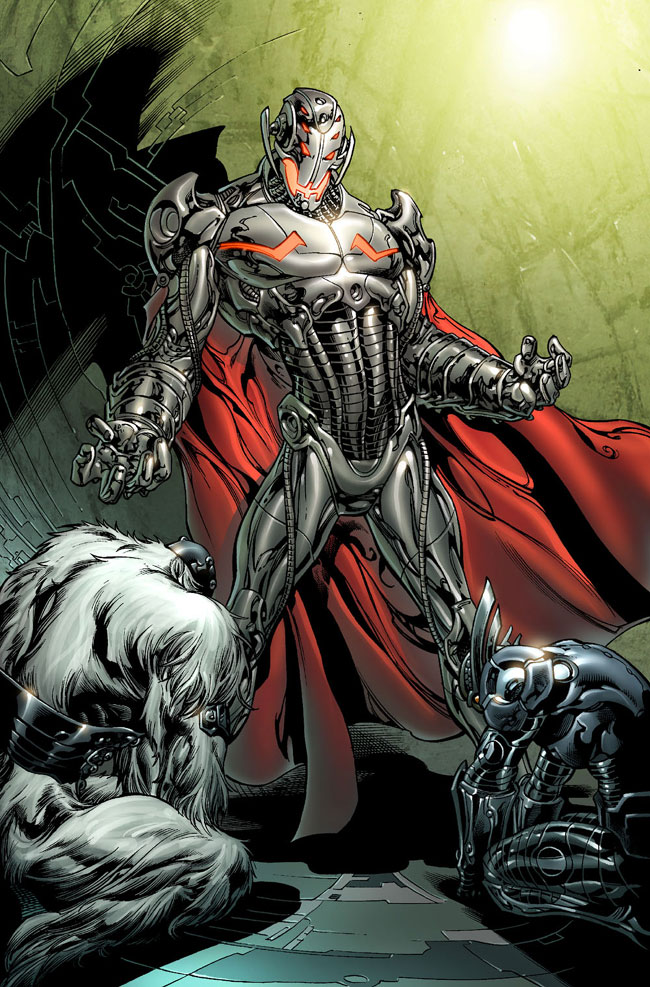 THE GREAT ULTRON Premium format 6