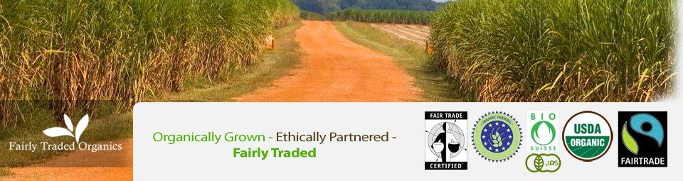 Fairly Traded Organics Blog