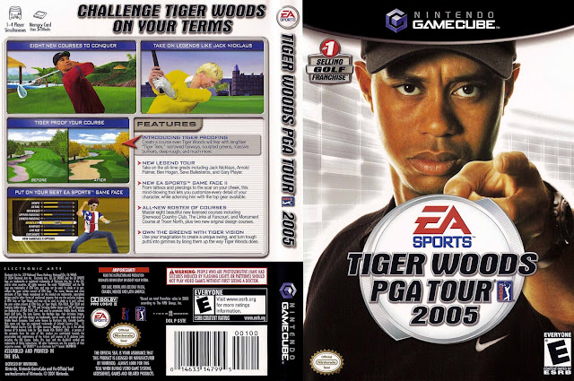pga tour 2011. Tiger Woods PGA Tour 2011