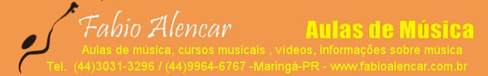 Fabio Alencar Aulas de Música