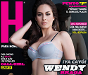 Wendy Braga Revista H Febrero 2010 - Fotos