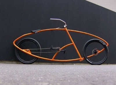 Bicicleta para Surfers