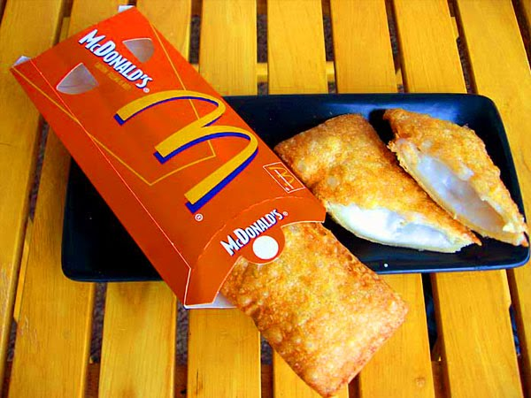 I Always Love The McDonalads Apple Pie Since They Opened Their First Resto In Jakarta Was Around 6 7 Years Old And Like Magic To Me