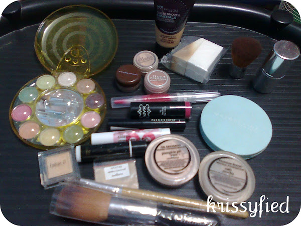 On conquering my Achilles' heel: Make-up