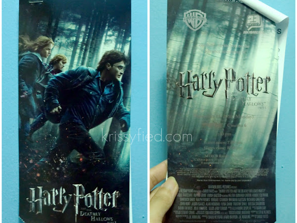 Premiere Night - Harry Potter and the Deathly Hallows part 1