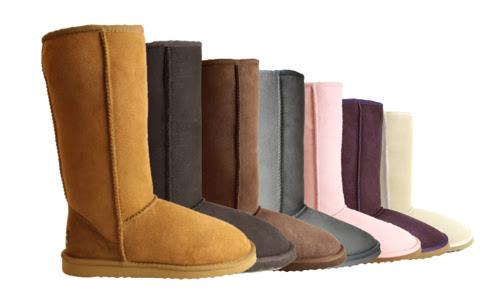 Whooga Ugg Boots Giveaway