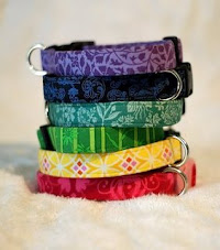 Scruffy Dog collars