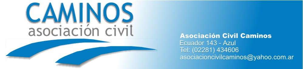<i>Caminos Asociación Civil</i>