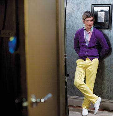 Outfit Chuck Buss - Pagina 2 Chuck+Bass+Purple+%26+Yellow