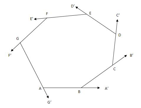 Pandy angle sum formula for polygons - Exterior angle of polygon formula ...