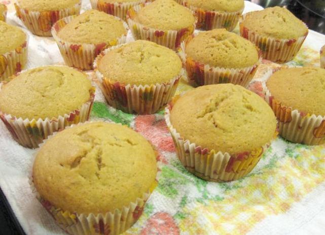 ... Forbes - Gingerlemongirl.com: Gluten Free Girl's Whole Grain Muffins
