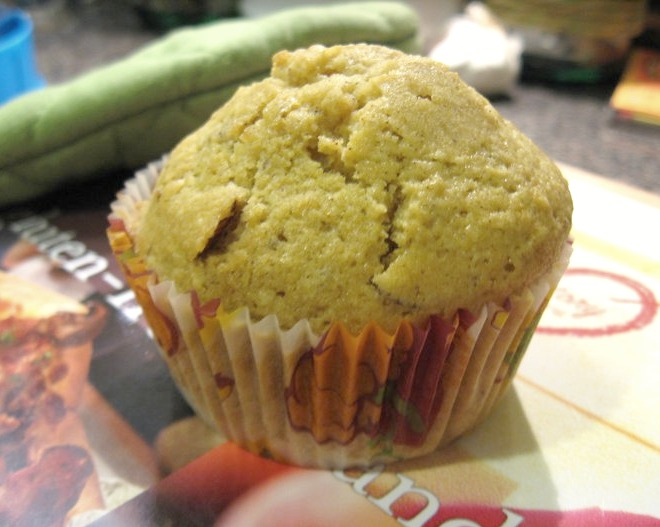 Ginger Lemon Girl: Gluten Free Girl's Whole Grain Muffins