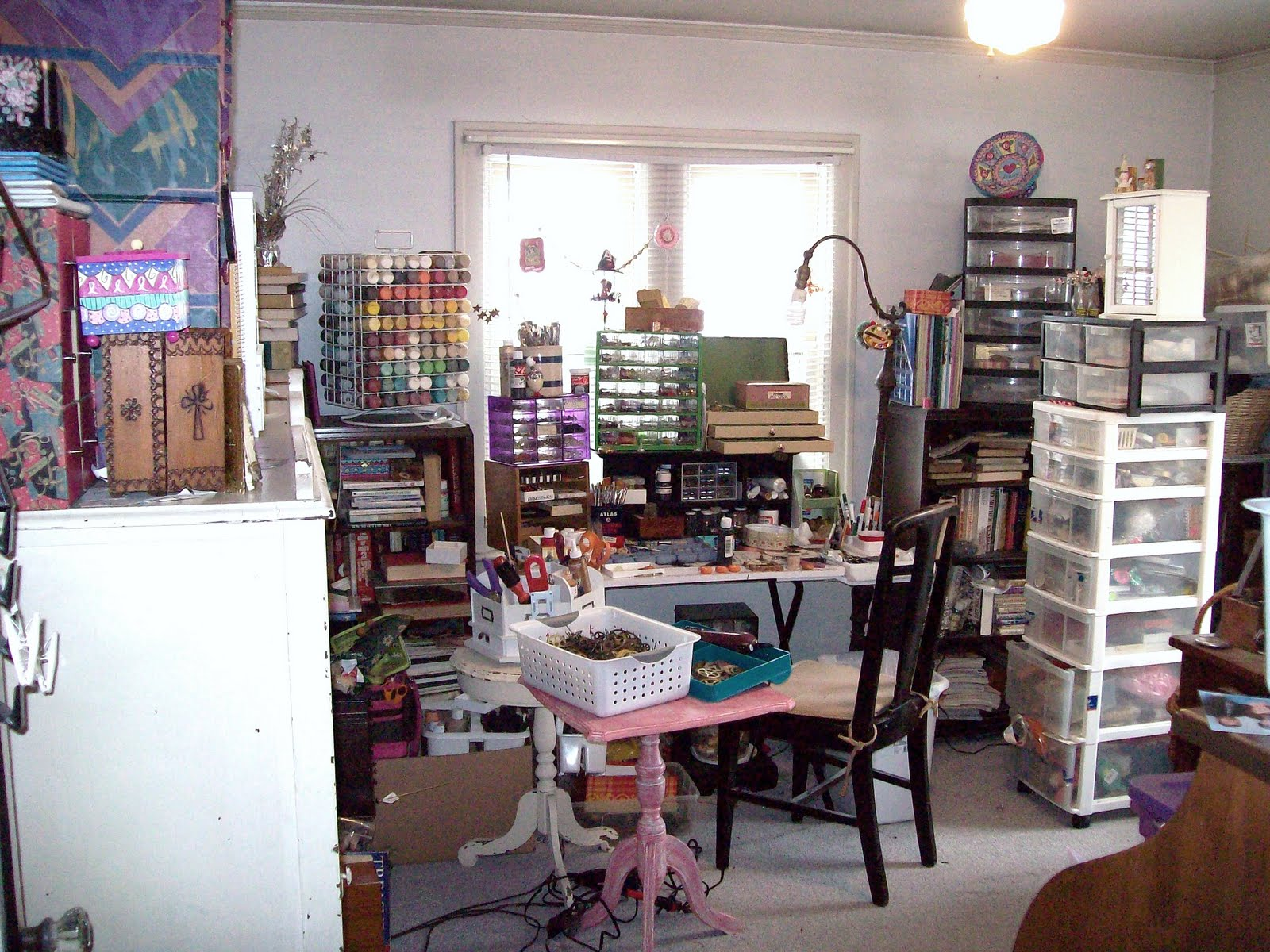 The Stars In Barb's Eyes: My Art Space
