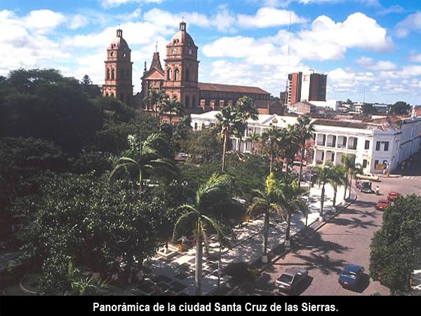 Imágenes de Santa Cruz de las Sierra [Bolivia]