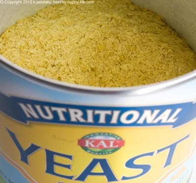 how to know if nutritional yeast is bad